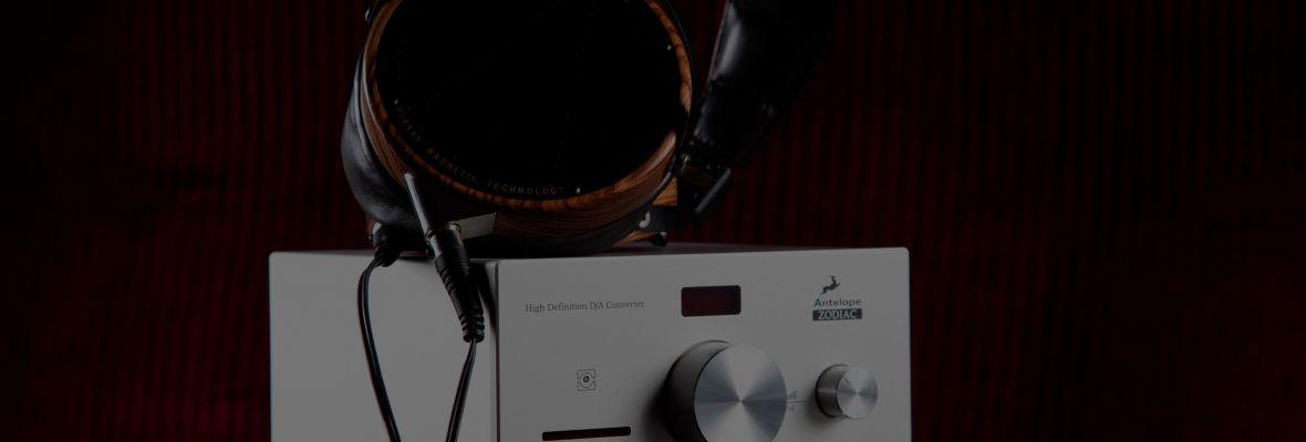 Amplificadores Hi-Fi para auriculares