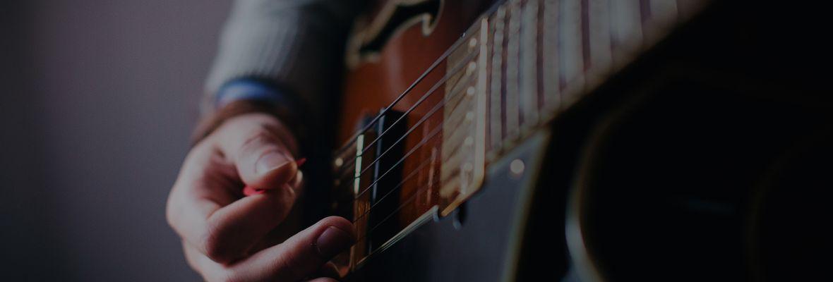 Guitarras eléctricas