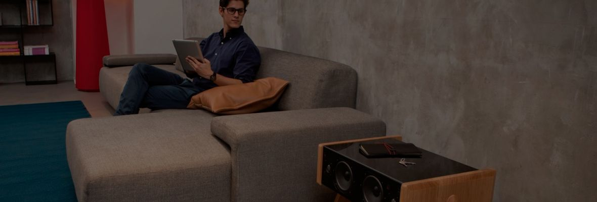 Equipo Hi- Fi para hogar