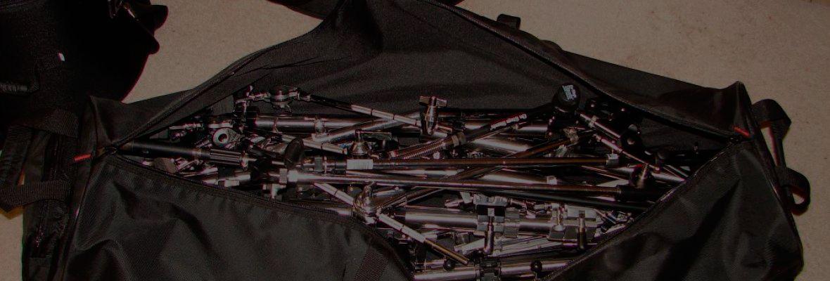 Herrajes para batería