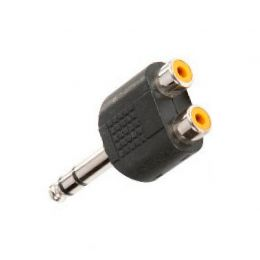 Adam Hall Adaptador 7549 RCA a Jack