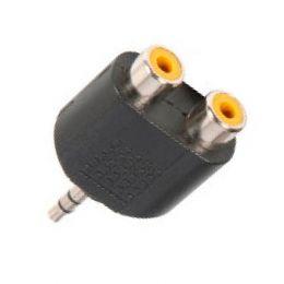 Adaptador 7550 RCA a Minijack