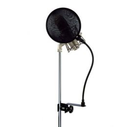 Adam Hall D 914 Pop Filter Anti pop para micrófono