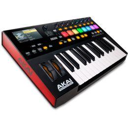 Akai Professional Advance 25 Teclado controlador MIDI de 25 teclas