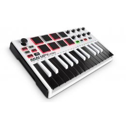 Akai MPK mini MkII blanco