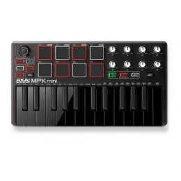 Akai MPK Mini MKII LE Black