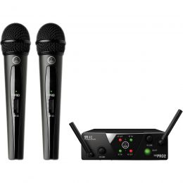 WMS 40 Mini 2 Dual Vocal Set
