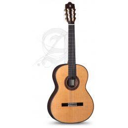Alhambra 7P Classic + funda acolchada 25 mm  Guitarra Española + Funda 9738
