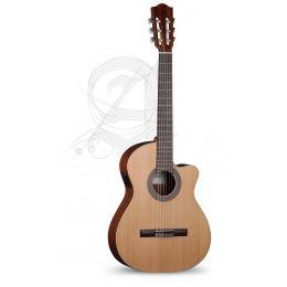 Alhambra Z-Nature CW EZ + funda acolchada 10 mm Guitarra Española con previo + Funda 9730