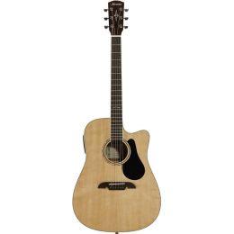 Alvarez Guitars AD60CE Artist Dreadnought Natural Guitarra electro-acústica Dreadnought