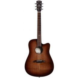 Alvarez Guitars ADWS77CESHB Artist Elite Slim Dreadnought Guitarra electro-acústica de cuerpo estrecho