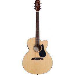 Alvarez Guitars AJ80CE Artist Jumbo Dreadnought Guitarra electro-acústica Jumbo Dreadnought
