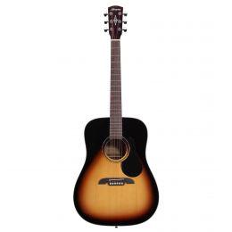 Alvarez Guitars RD26 Sunburst Regent Dreadnought  Guitarra acústica tipo Dreadnought