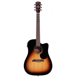 Alvarez Guitars RD26CE SB Regent Dreadnought