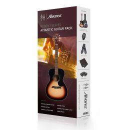 Alvarez Guitars RF26SSB AGP Folk Starter Pack