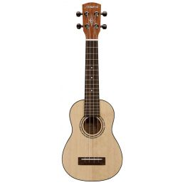 Alvarez Guitars RU26S Ukelele Soprano Ukelele Soprano