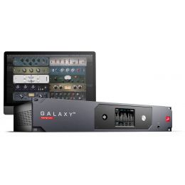 Antelope Galaxy 64 Synergy Core Interfaz de audio Thunderbolt y conversor  AD/DA de 64 canales