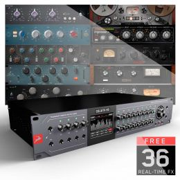 Antelope Goliath HD Gen 3 Interfaz de audio de alta gama