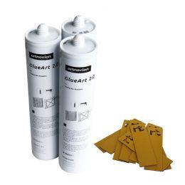 Artnovion Instant Fix Kit (pack) Pegamento especial para espuma acústica