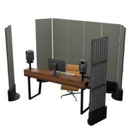 Artnovion Mobile Producer Kit Solución acústica portátil
