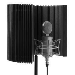 Artnovion Olympus W Microphone Shield Pantalla acústica portátil para micrófono