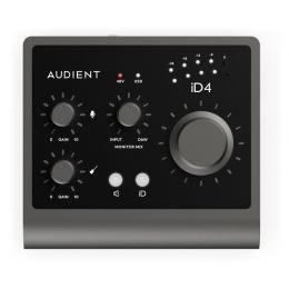 Audient iD4 MKII Interfaz de audio USB-C