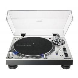 Audio Technica AT LP140XP SV Plata (B-Stock) Plato de DJ