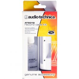Audio Technica AT6012 Kit de limpieza para discos