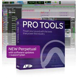 Avid Pro Tools Perpetual License (descarga)