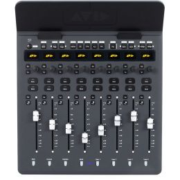 Avid S1 Superficie de control DAW con conectividad Eucon