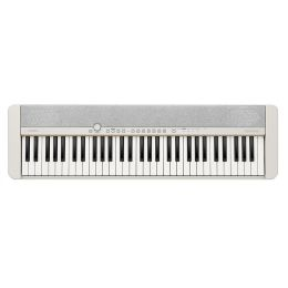 Casio CT S1 WE Piano digital de acompañamiento con altavoces