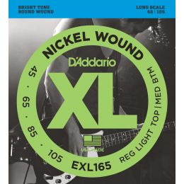 D'Addario EXL165 Long Scale [45-105]