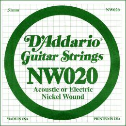 D'Addario NW020