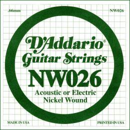D'Addario NW026