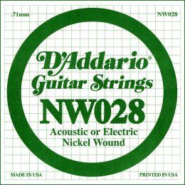 D'Addario NW028