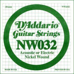 D'Addario NW032