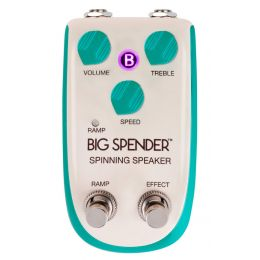 Danelectro Billion Dollar Big Spender Rotary Pedal de efecto rotatorio (Leslie)