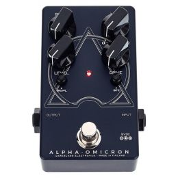 Darkglass Alpha Omicron Bass Distorsion Pedal de efecto para bajo de distorsión