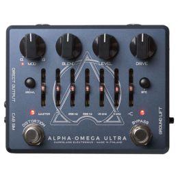 Darkglass Alpha Omega Ultra Pedal de efecto para bajo Overdrive
