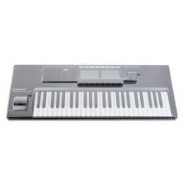 Decksaver Kontrol S49 MK2 cover Cubierta antipolvo para teclado controlador MIDI