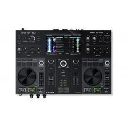 Denon DJ Prime GO Controlador DJ todo en uno a batería