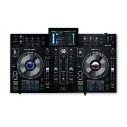 Denon DJ Prime 2 Controlador DJ todo en uno de 2 canales