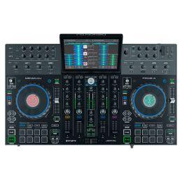 Denon DJ Prime 4 Controlador DJ todo en uno de 4 canales