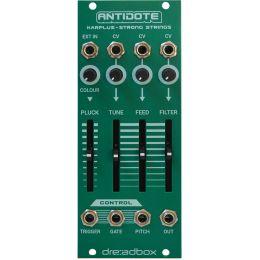 Dreadbox Antidote Sintetizador modular Karplus-Strong
