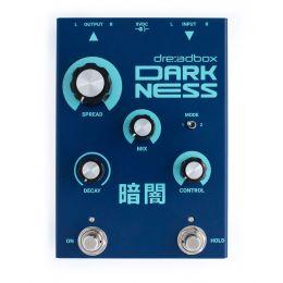 Dreadbox Darkness Pedal de efecto reverberación