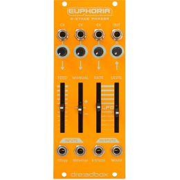 Dreadbox Euphoria Sintetizador modular desplazador de fase analógico completo de 8 etapas