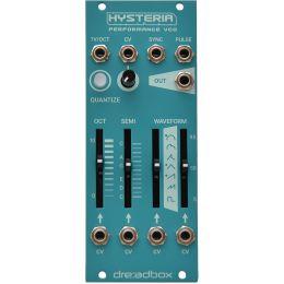 Dreadbox Hysteria  Sintetizador modular VCO