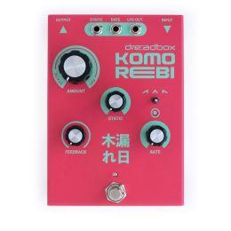 Dreadbox Komorebi Pedal de efecto Chorus/Flanger analógico