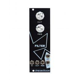Dreadbox White Line Filter Filtro de sintetizador modular