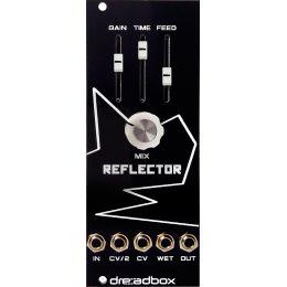 Dreadbox White Line Reflector Efecto de sintetizador modular